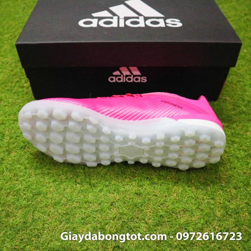 Giay adidas x19.1 tf hong vach xam (4)