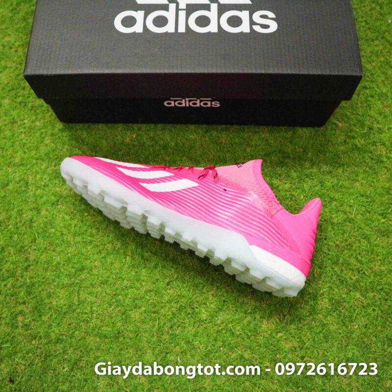 Giay adidas x19.1 tf hong vach xam (9)