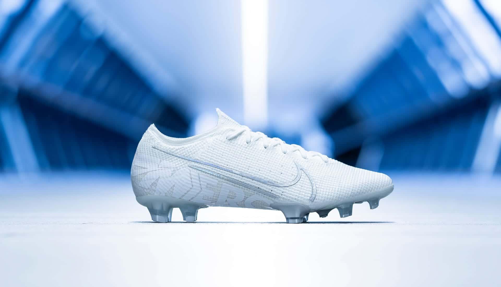Giày bóng đá Nike Nuovo White pack Vapor 13 Elite FG