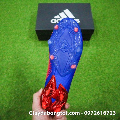 Giay da bong Adidas Predator 20 gai nhon mau xanh duong vach trang (1)