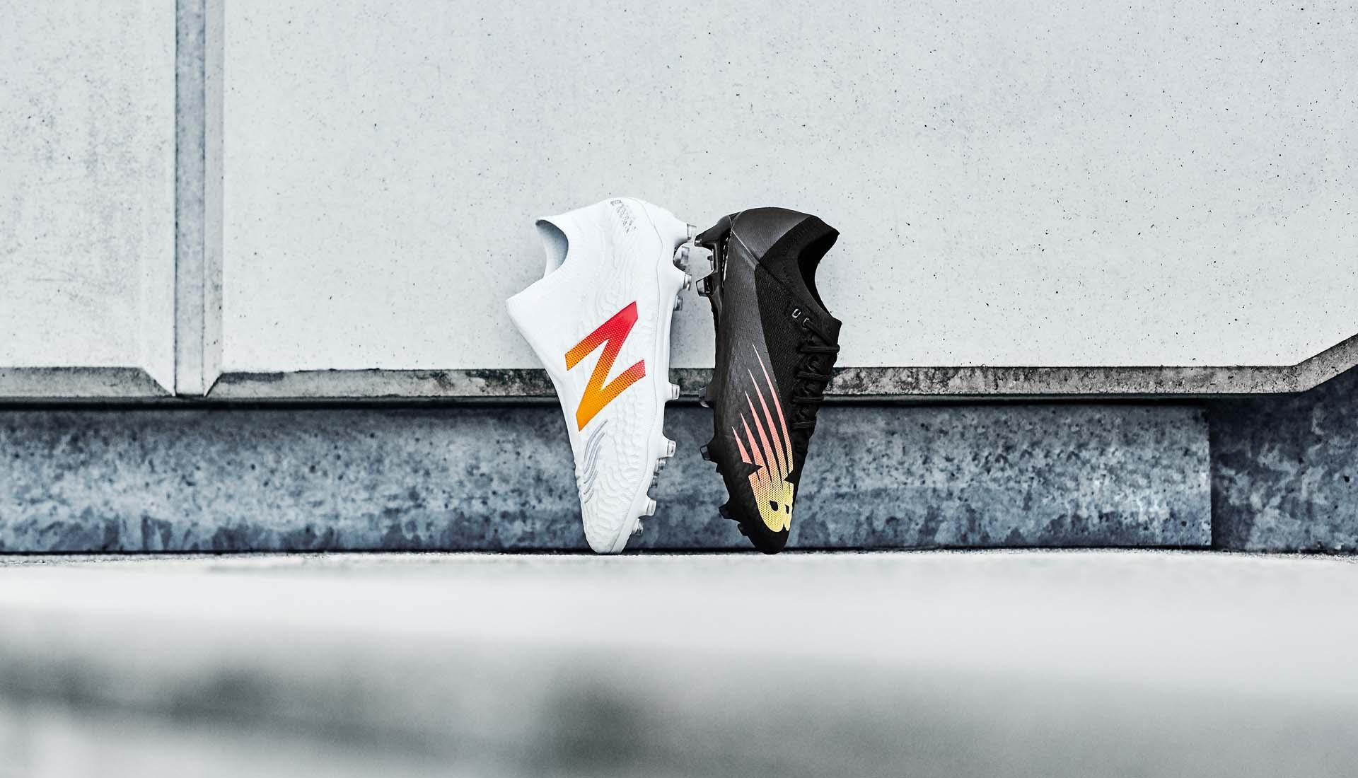 Bộ sưu tập giày bóng đá New Balance 'Rise & Reign' được ra mắt với 2 mẫu giày