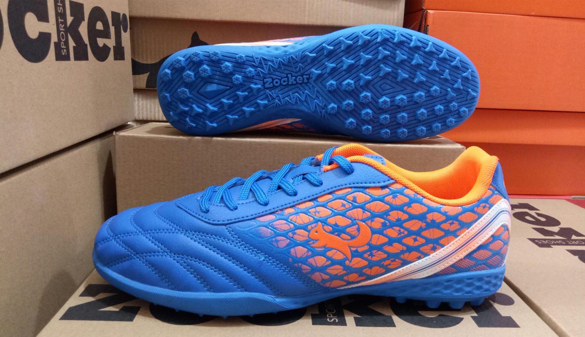 Giày đá banh Zocker ở thị trường Việt Nam với mức giá 5-600k VNĐ