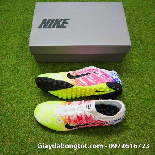 Giày Nike Mercurial Vapor 13 Pro TF vàng đỏ | Bản Neymar
