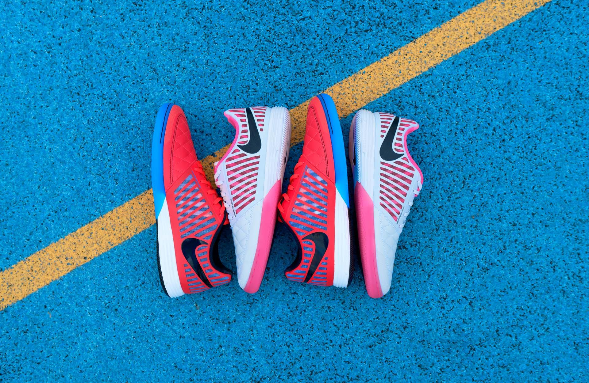 Bộ sưu tập giày đá bóng Nike Home Crew pack với gam màu đỏ trắng đẹp mắt
