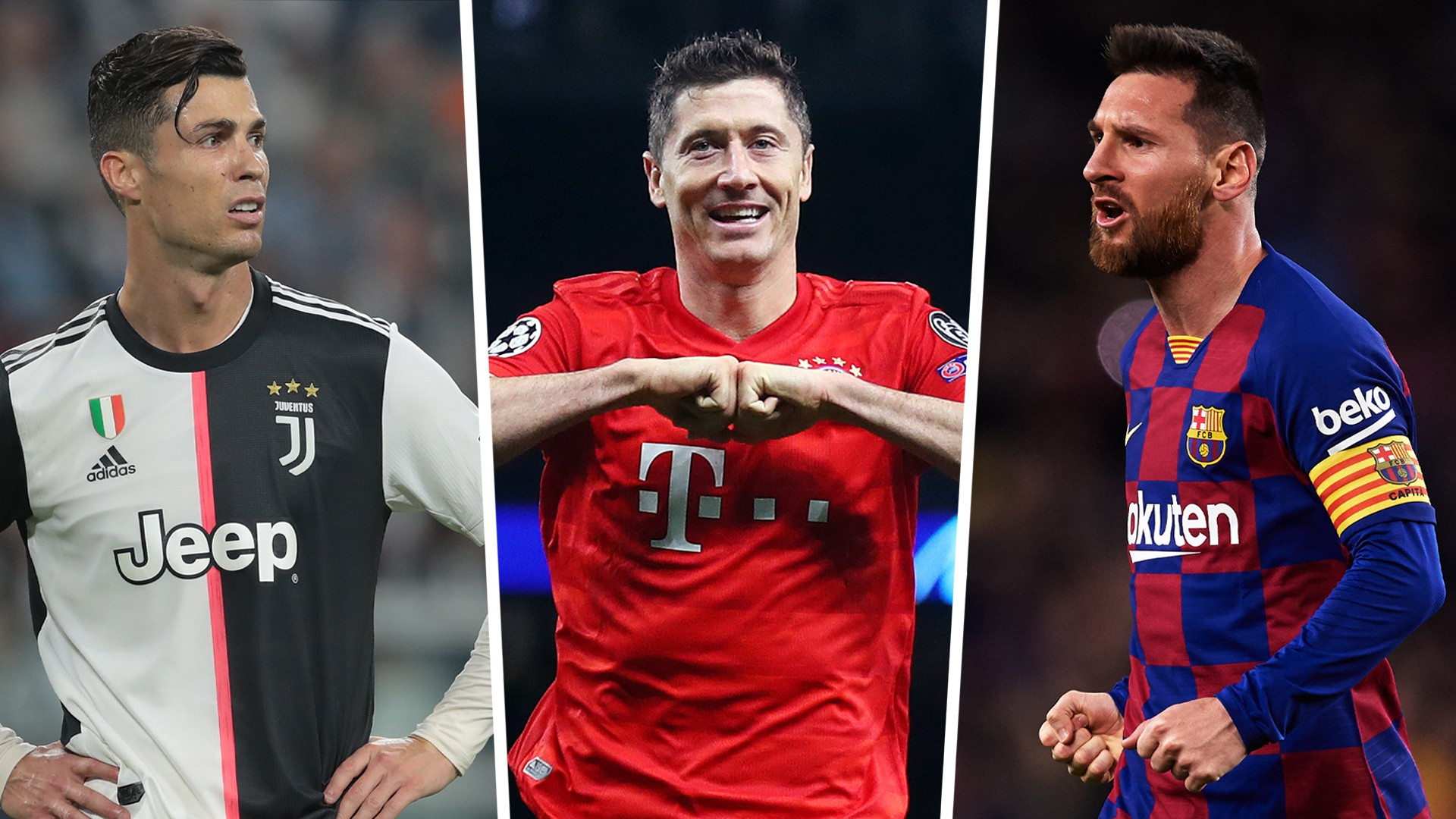 Giày bóng đá của top 10 trung phong cắm hay nhất thế giới năm 2019