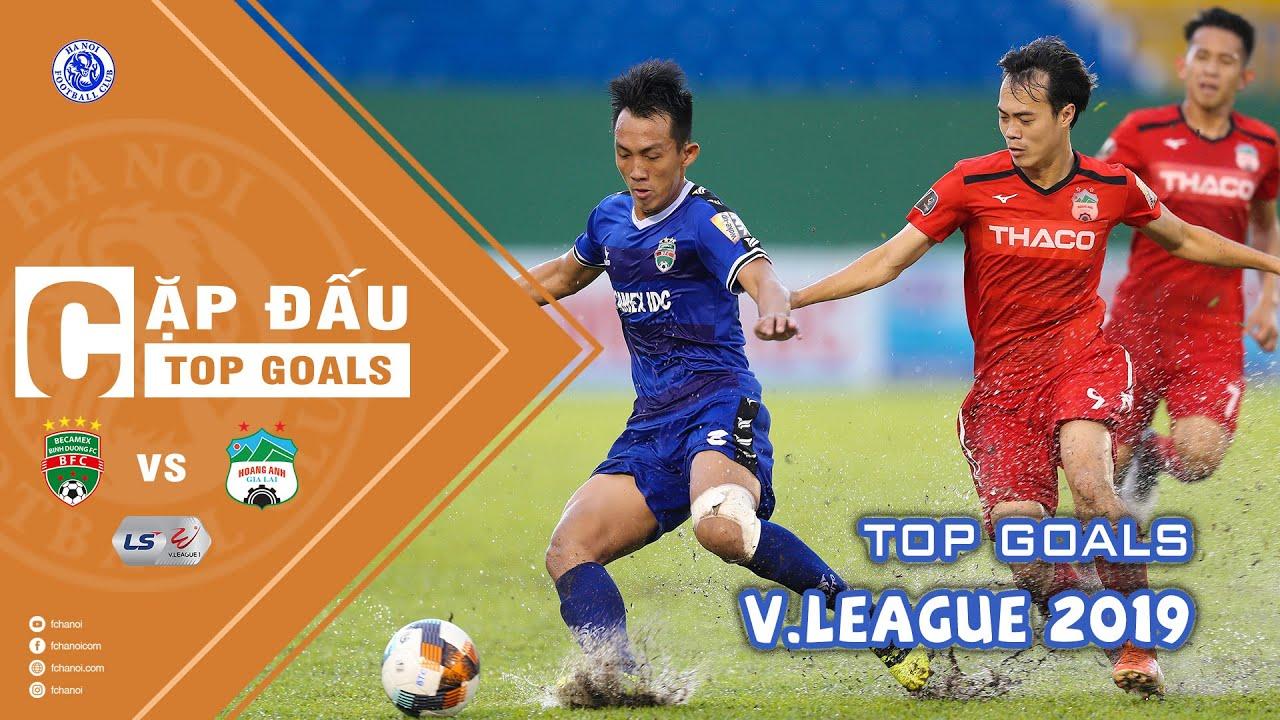 Trần Minh Vương trở thành vua phá lưới nội ghi nhiều bàn thắng nhất tại V-League 2019