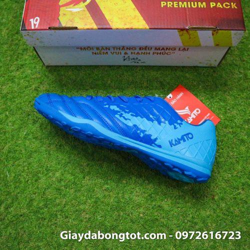 Giay da bong kamito qh19 premium pack xanh nhat quang hai (6)