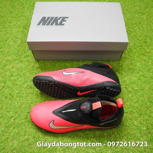 Giay nike phantom vsn 2 pro tf do den sf chat luong (1)
