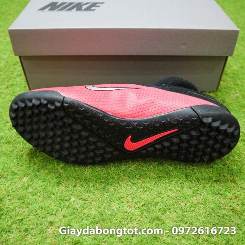 Giay nike phantom vsn 2 pro tf do den sf chat luong (3)