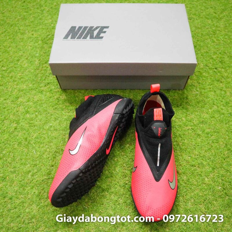 Giay nike phantom vsn 2 pro tf do den sf chat luong (4)