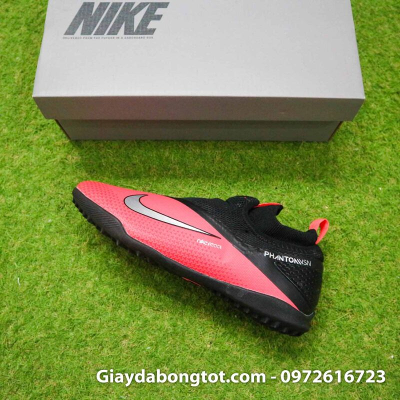 Giay nike phantom vsn 2 pro tf do den sf chat luong (6)