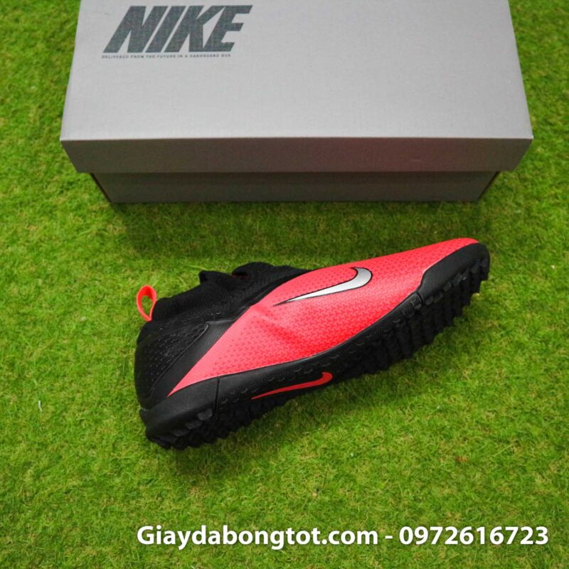 Giay nike phantom vsn 2 pro tf do den sf chat luong (7)