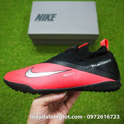 Giay nike phantom vsn 2 pro tf do den sf chat luong (8)
