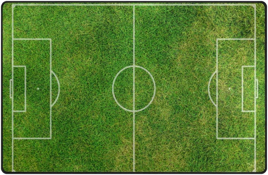 Kích thước sân bóng đá 9 người   Theo tiêu chuẩn FIFA 2020