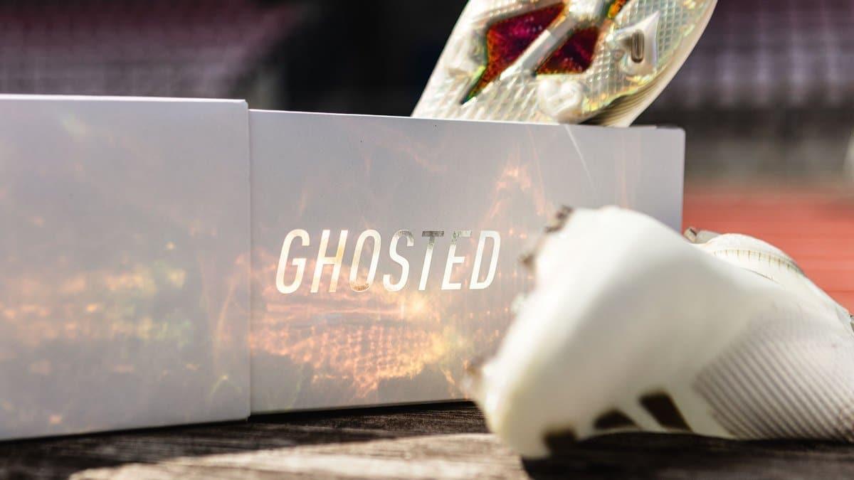 Siêu phẩm giày bóng đá Adidas X20+ Ghosted được ra mắt vào đầu tháng 8, 2020