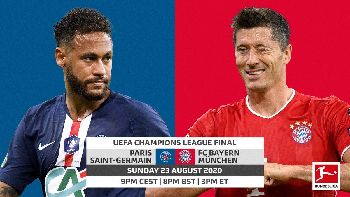 PSG sẽ đại chiến Bayern Munich trong trận chung kết cúp C1 châu Âu mùa 2020-21