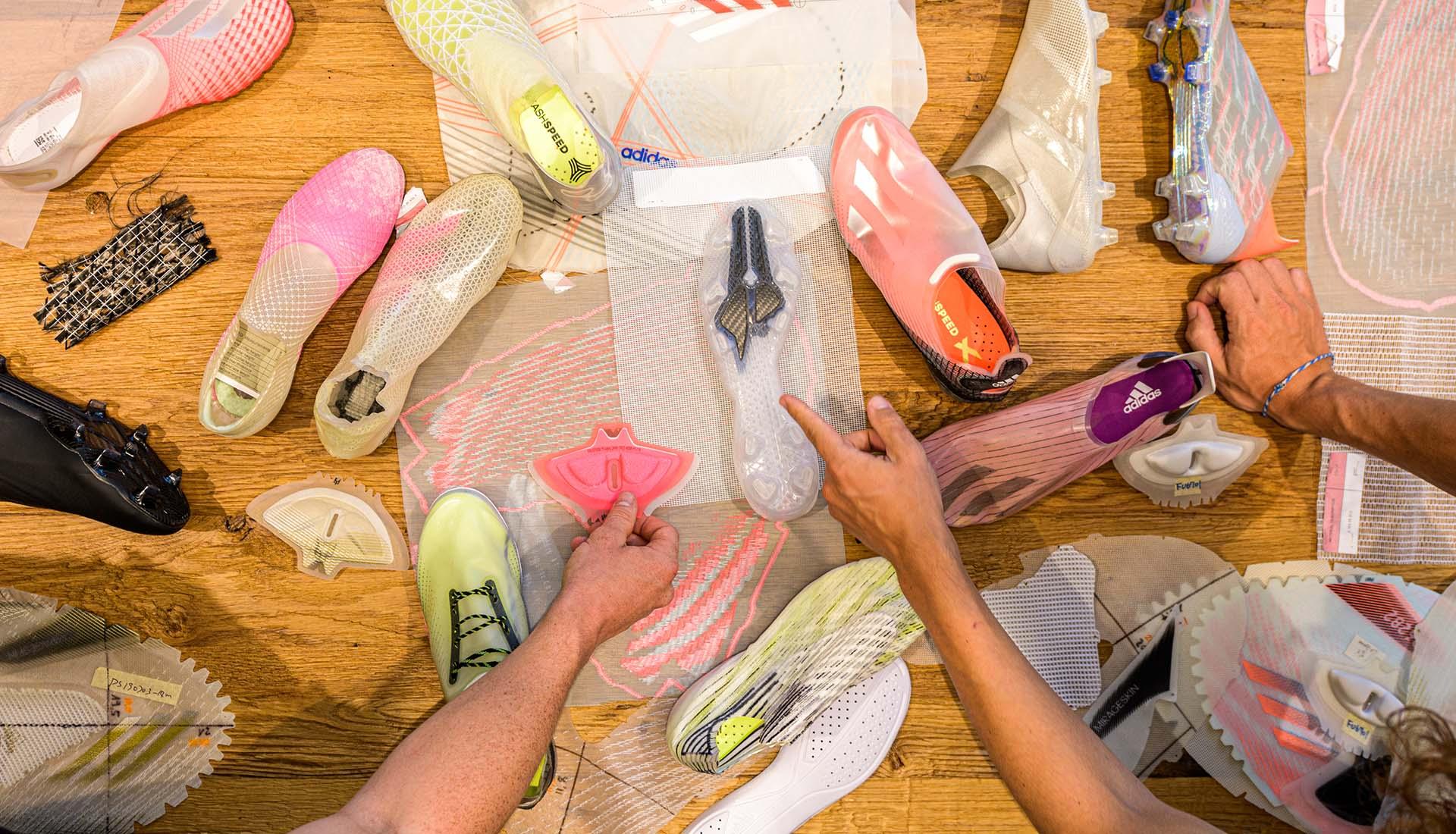 Để trở thành một siêu phẩm thì quá trình thiết kế Adidas X Ghosted đặt ra nhiều thử thách cho team thiết kế Adidas