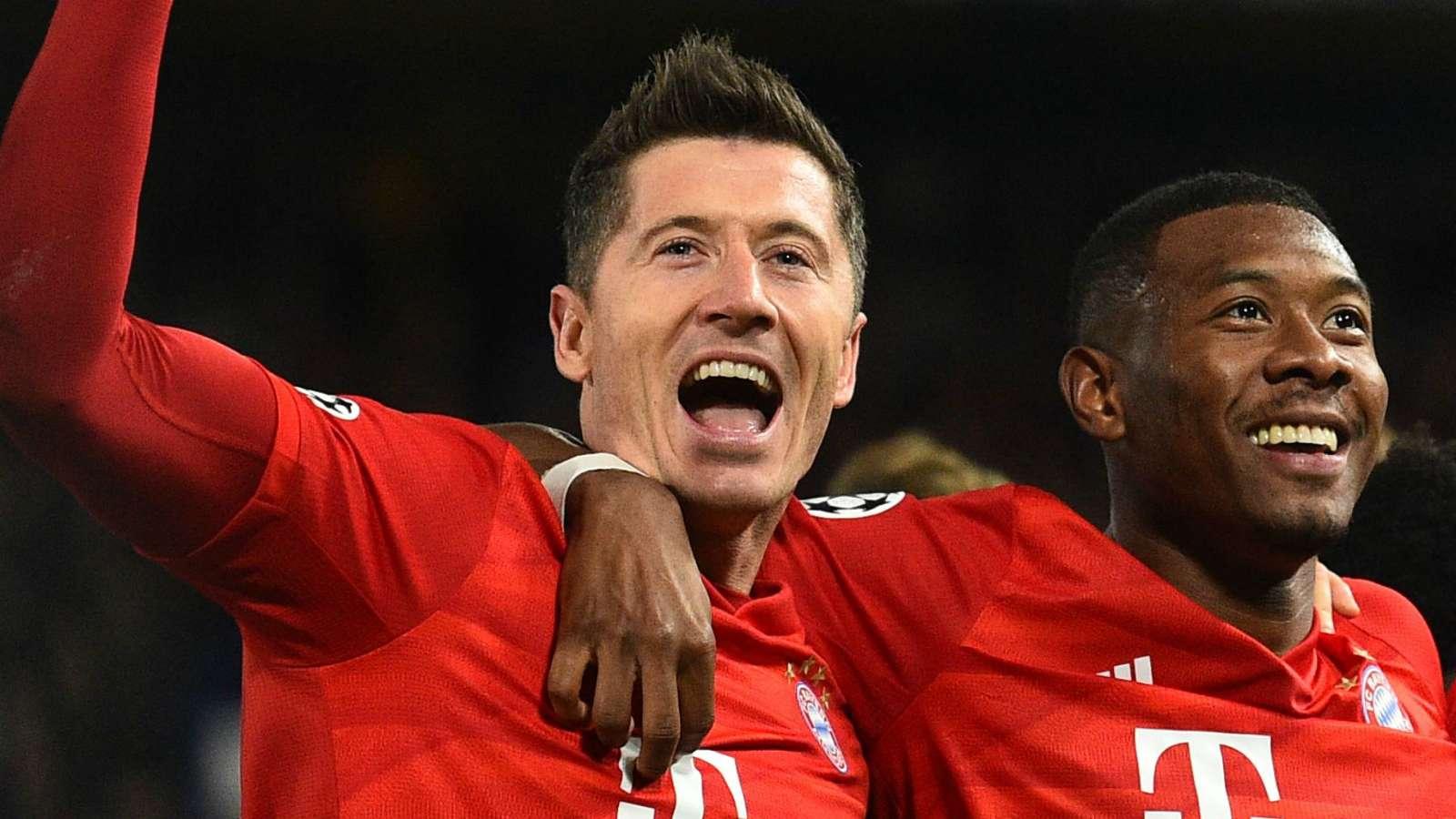Robert Lewandowski xuất sắc giành danh hiệu vua phá lưới và vô địch cúp C1 châu Âu