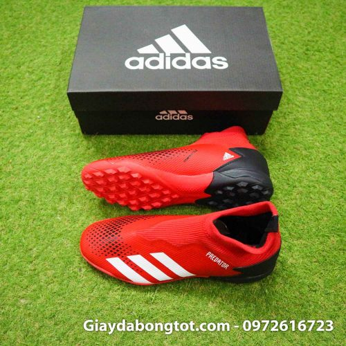 Adidas predator 20.3 tf do vach trang khong day super fake (2)