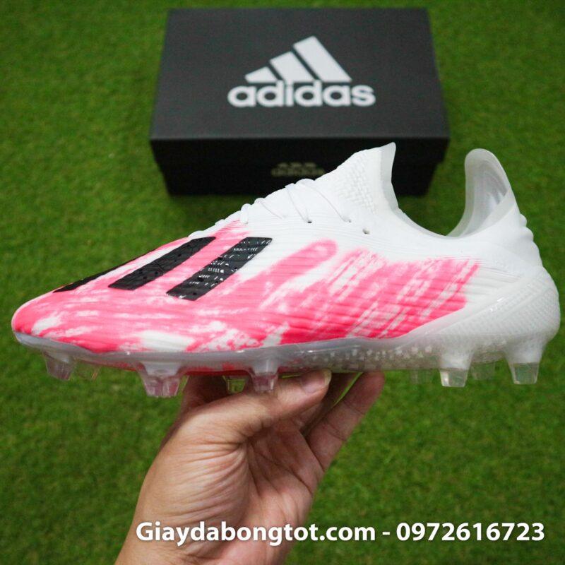 Adidas x19.1 fg hong trang euro 2020 superfake (7)