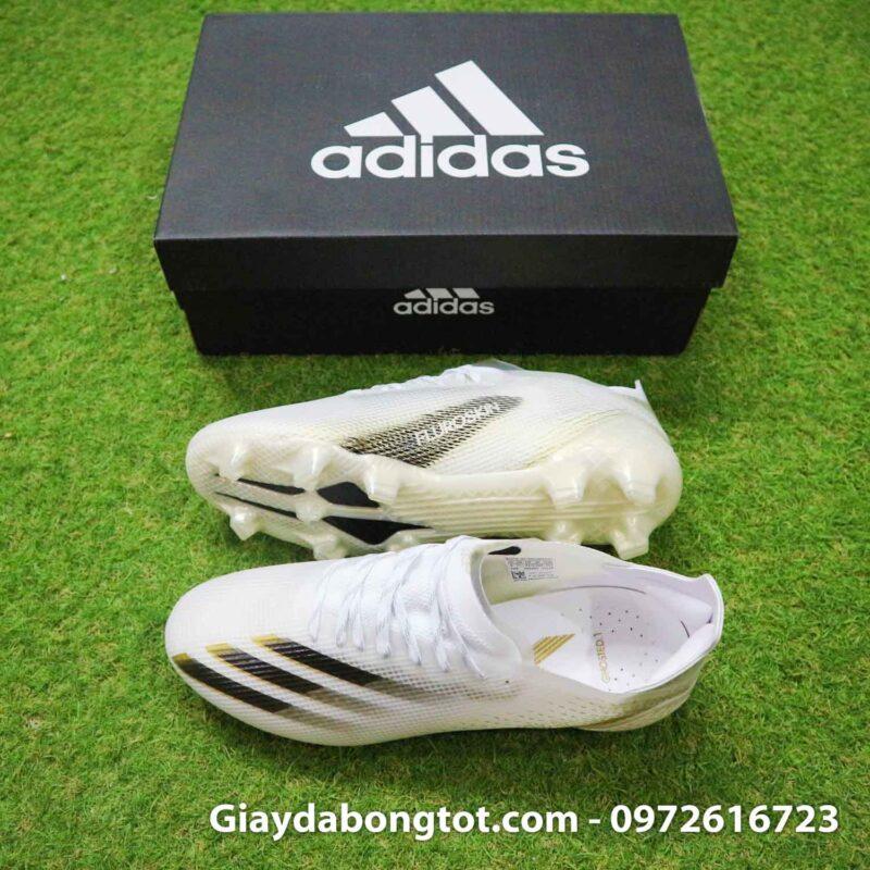 Adidas x20.1 ghosted fg trang vach den fake 1 (2)