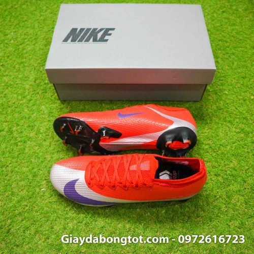 Giay bong da nike mercurial vapor 13 elite fg do bac future dna (2)