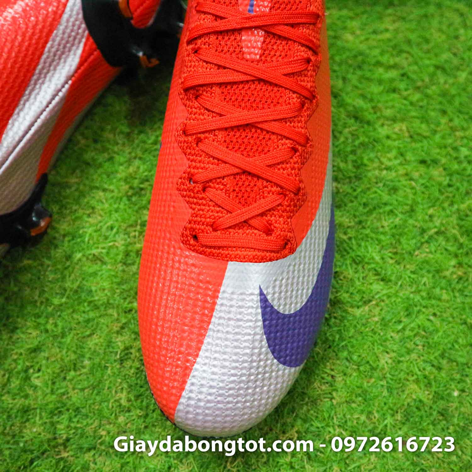 Giay bong da nike mercurial vapor 13 elite fg do bac future dna (7)