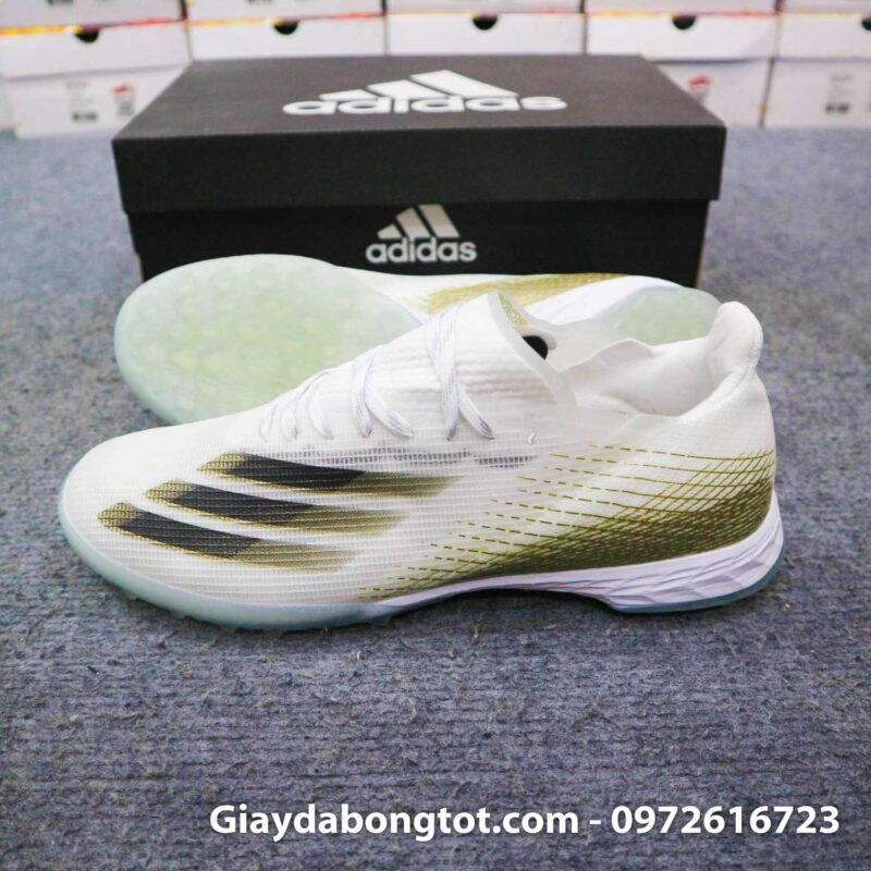 Giay da banh Adidas x ghosted .1 tf trang vach den (3)