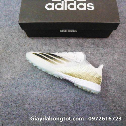 Giay da banh Adidas x ghosted .1 tf trang vach den (9)