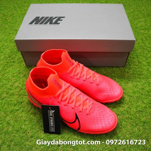 Giay da bong tre em co cao nike mercurial superfly 7 tf do (9)