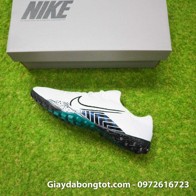 Nike Mercurial Vapor 13 Pro tf trang den dream speed 3 (10)