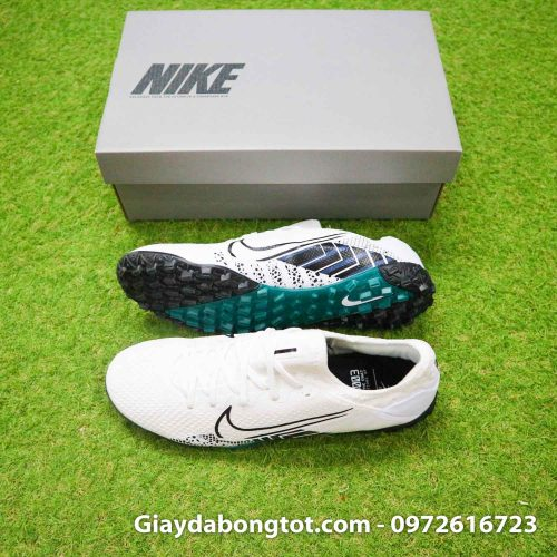 Nike Mercurial Vapor 13 Pro tf trang den dream speed 3 (2)