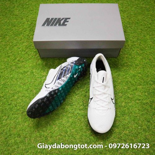 Nike Mercurial Vapor 13 Pro tf trang den dream speed 3 (5)
