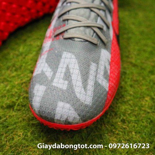 Nike Mercurial Vapor 13 pro tf xam do vach den super fake (6)