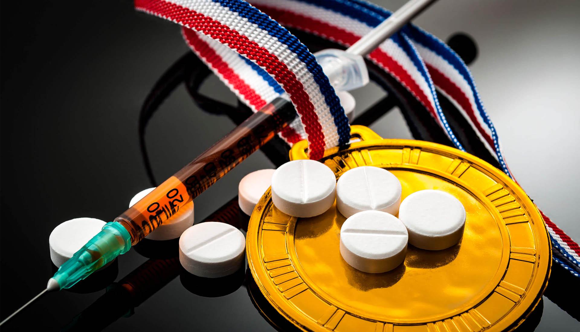 Doping là tên gọi chung của các loại chất kích thích thường được dùng trong thể thao