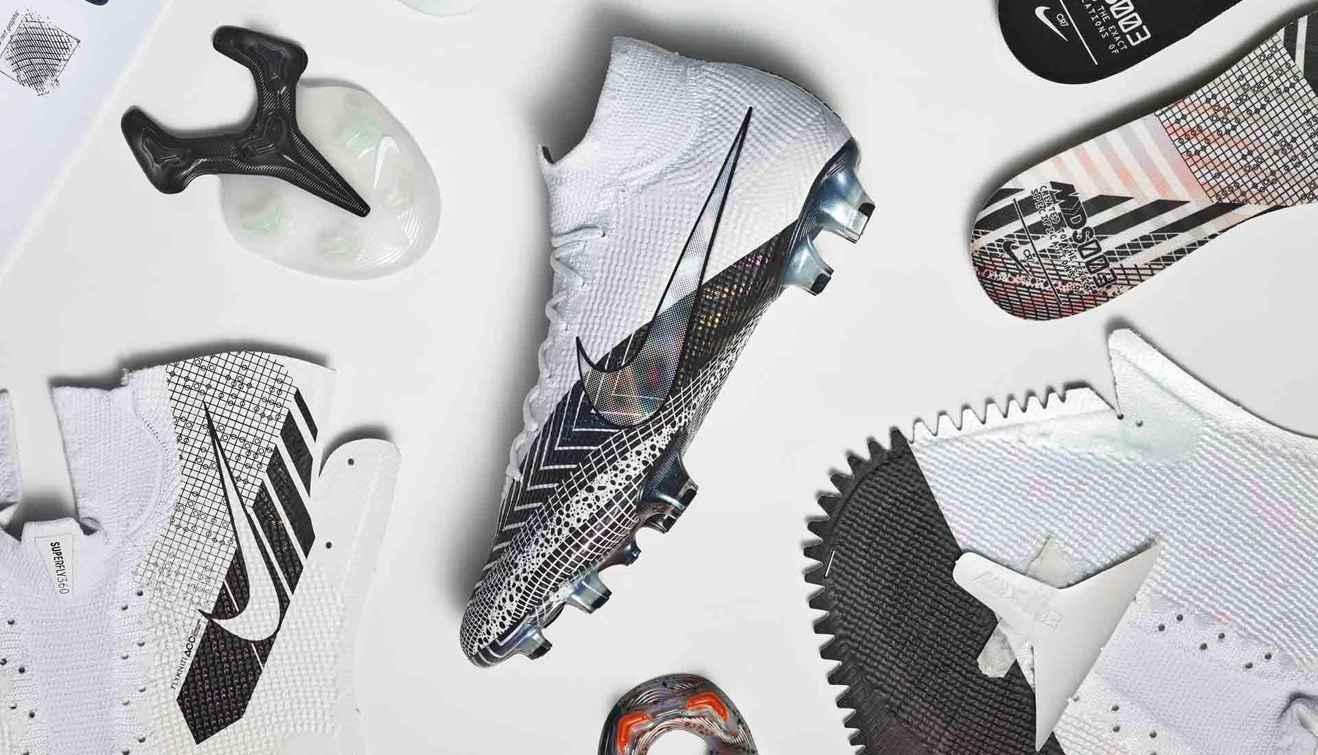 Giày Nike Mercurial Dream Speed 3 được ra mắt với thiết kế đẹp mắt, độc lạ