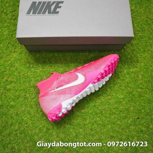 Nike mercurial superfly 7 elite tf mbappe hong pink vach trang (1)