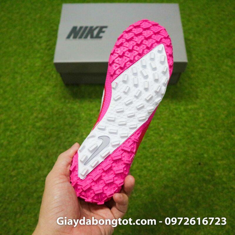 Nike mercurial superfly 7 elite tf mbappe hong pink vach trang (15)