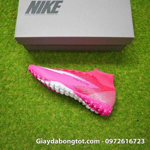 Nike mercurial superfly 7 elite tf mbappe hong pink vach trang (16)