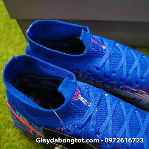 Nike mercurial superfly 7 elite tf xanh duong sancho se11 (11)