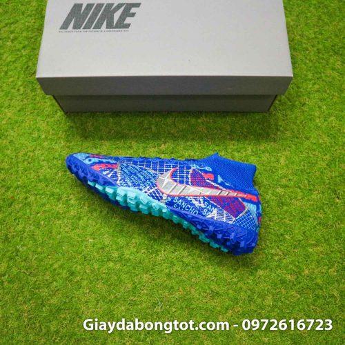 Nike mercurial superfly 7 elite tf xanh duong sancho se11 (12)