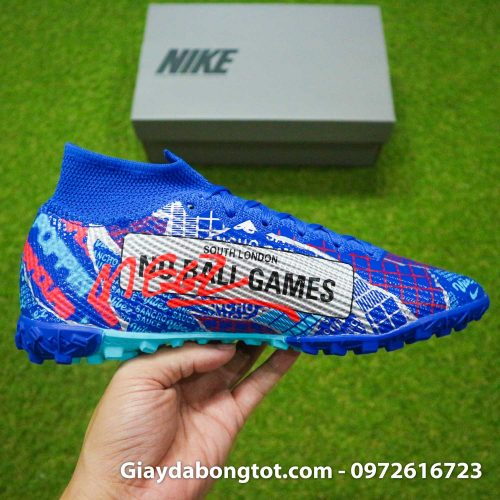 Nike mercurial superfly 7 elite tf xanh duong sancho se11 (15)