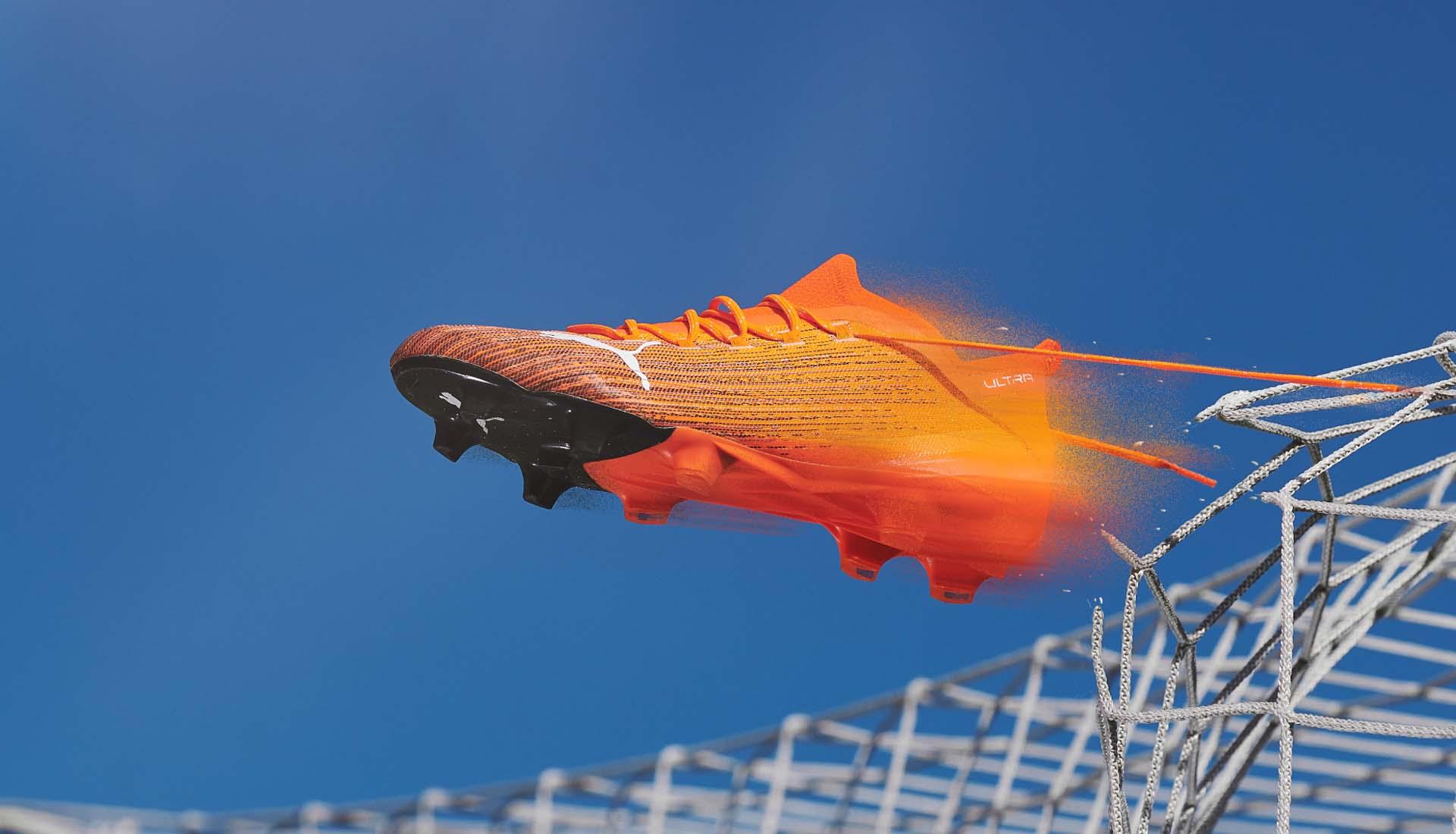 Puma hiện đang là hãng sản xuất ra đôi giày đá bóng nhẹ nhất thế giới