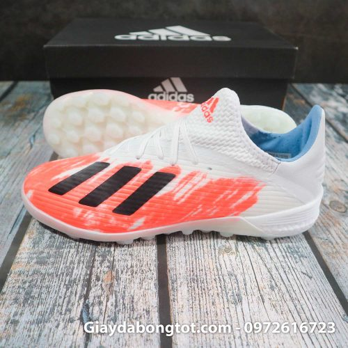 Adidas x 19.1 tf trang cam vach den superfake (3)