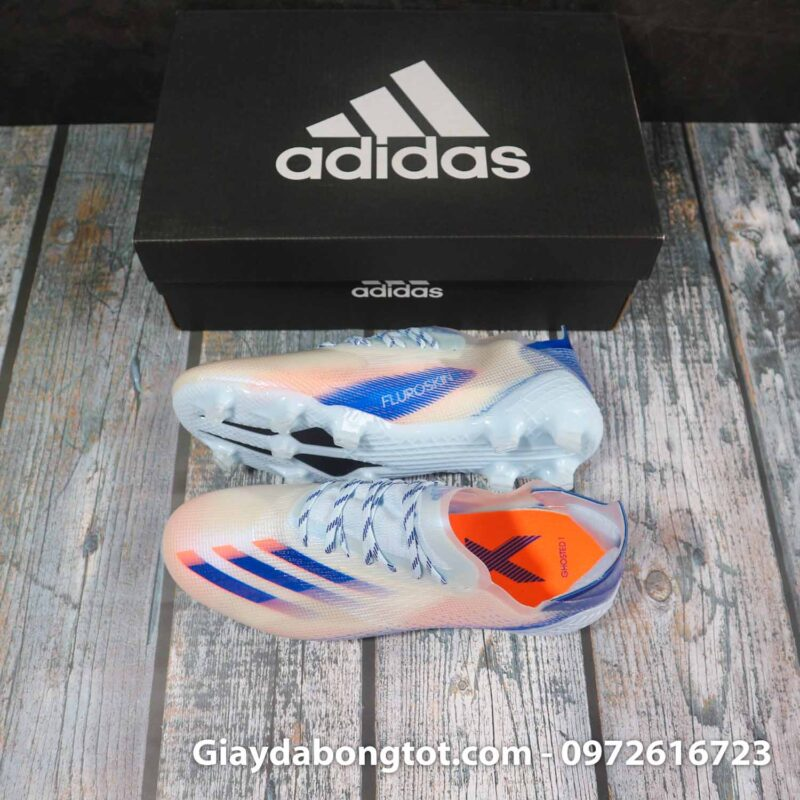 Adidas x ghosted .1 fg trang xanh duong superfake (2)