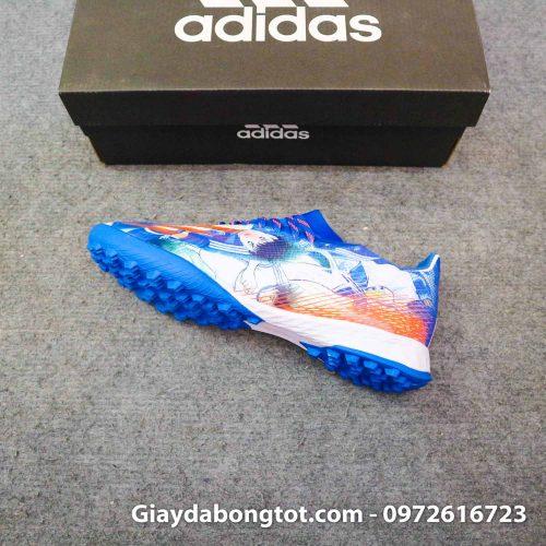 Giay Adidas X Ghosted. 1 tf tsubasa xanh duong trang (6)