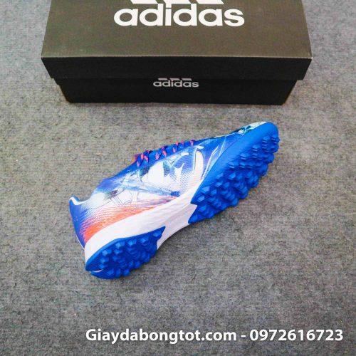 Giay Adidas X Ghosted. 1 tf tsubasa xanh duong trang (7)