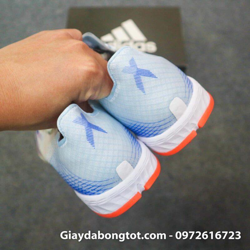 Giay da banh da mong adidas x ghosted .1 tf trang cam vach xanh (12)