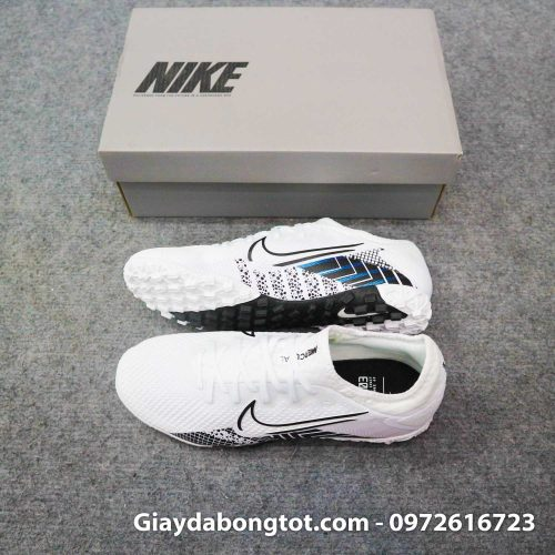Giay da banh da vai nike mercurial vapor 13 pro tf trang den cr7 dream speed mds 3 (2)