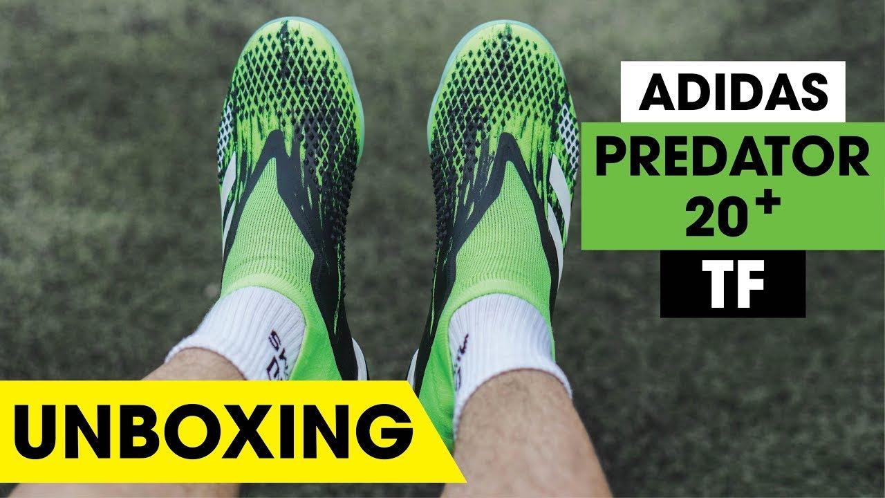 Adidas Predator 20+ TF là mẫu giày sân cỏ nhân tạo đắt nhất của Adidas
